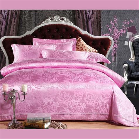 pink king comforter set gold luxury bedding set ebeddingsets