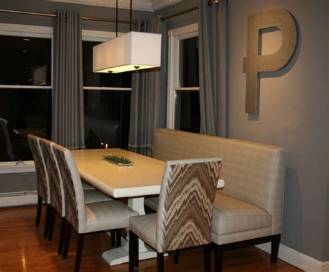dining room table with banquette seating residential banquettes jackiep banquette dining room seating cityliving design