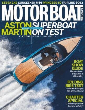 fishing boat magazine boating and fishing magazines whsmith