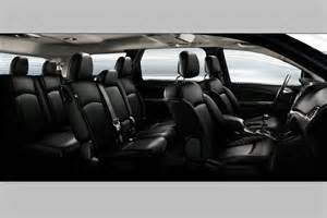 Fiat Freemont Interior Dodge Journey A Good Idea Fiat Group S World