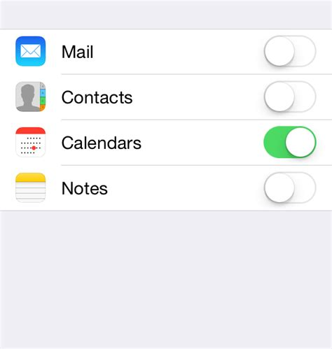 set calendar as default on iphone calendar default calendar on iphone