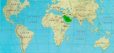 Saudi Arabia World Map by From Usa To Ksa And Back Again Where In The World Is