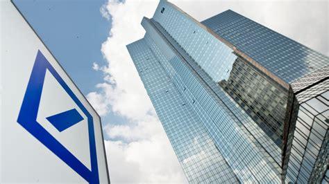 deutsche bank geld einzahlen deutsche bank weitere arbeitsplatzverluste in deutschland