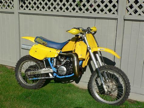 1984 Suzuki Rm250 1984 Suzuki Rm 250 Picture 1422948 Uploaded On 09 19 08