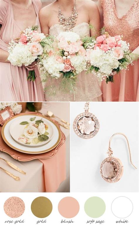 colors that go with gold flower colors wedding colors that go with gold