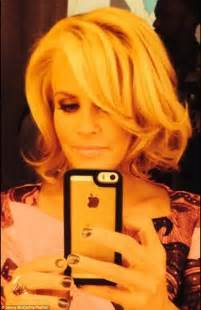 Jenny Mccarthy Haircut Most Recent | jenny mccarthy prom hairstyle2 short hairstyle 2013