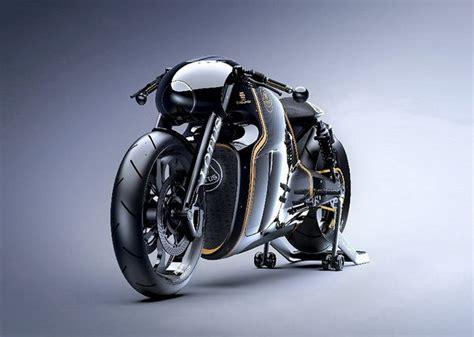 Lotus Dan Irem By Gs lotus crea una moto inspirada en la pel 237 cula canariasenmoto