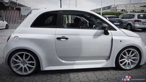 fiat 500 for sale 3000 of rf cinquone abarth gumball 3000 version