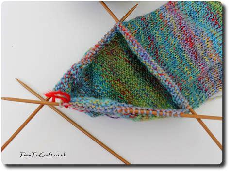 easy knit socks on two needles easy knitting socks