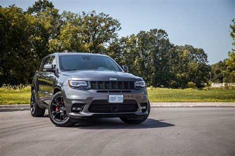 srt jeep 2017 review 2017 jeep grand cherokee srt canadian auto review