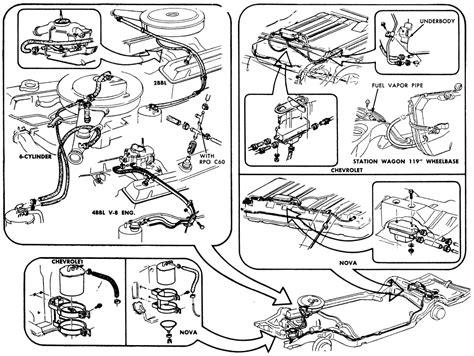 vacuum diagram 1969 elcamino fixya