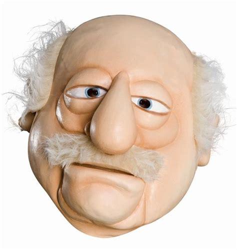 Masker Carakter waldorf maske deluxe the muppets masken muppet show