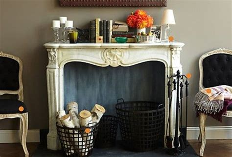 Decorating Ideas For Non Working Fireplace Non Working Fireplace Decorating Ideas For The Home