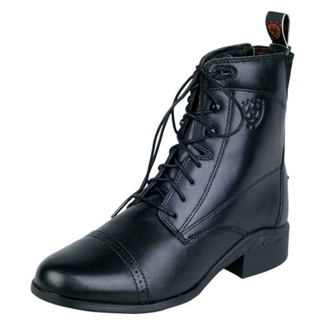 paddock boots ariat heritage iii lace up paddock boots