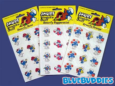 Scratch And Sniff Stickers Canada