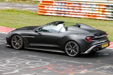 aston martin zagato speedster 1 of 28 zagato aston martin vanquish speedster seen for