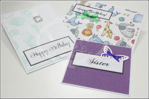 invitation design by eliza birthday occasion card packs