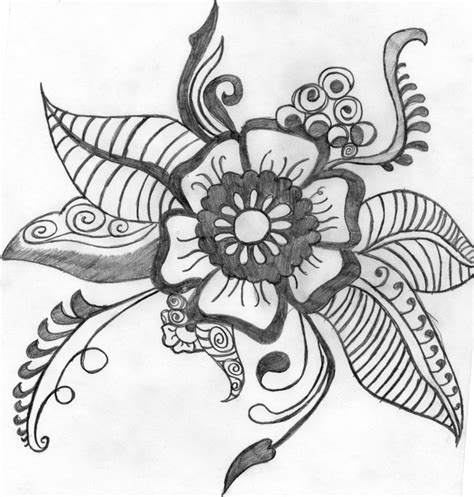 tattoo designs henna inspired henna inspired design by miiserylovescompany on