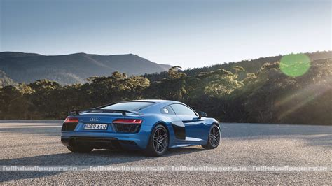 2016 audi r8 wallpaper audi r8 blue 2016 full hd wallpapers