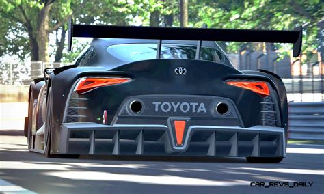 toyota visio toyota ft 1 vision gt now playable in gran turismo 100