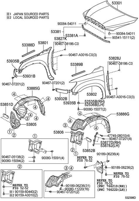 service manuals schematics 2011 toyota tundramax spare parts catalogs 2014 toyota tundra bumper diagram imageresizertool com