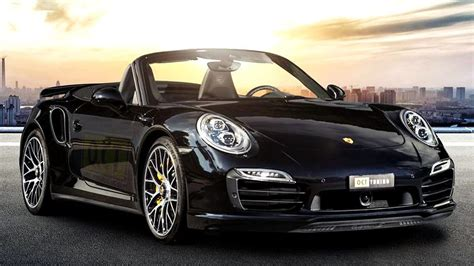 Porsche 911 Turbo S Tuning by Porsche 911 Turbo S Cabriolet By O Ct Tuning Dialed To 669