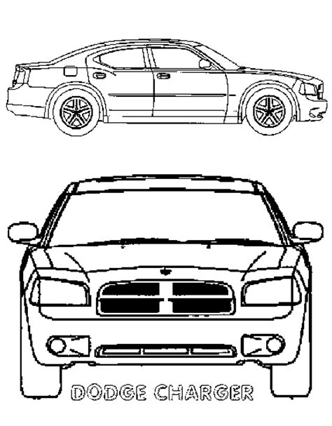 dodge car coloring page muscle car coloring pages online 9 image colorings net