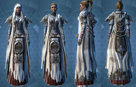 jedi robes swtor vrook s robe is the best jedi out there right now