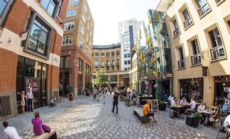 Mba 11 Slingsby Place by St Martin S Courtyard Welcomes Department Of Coffee And