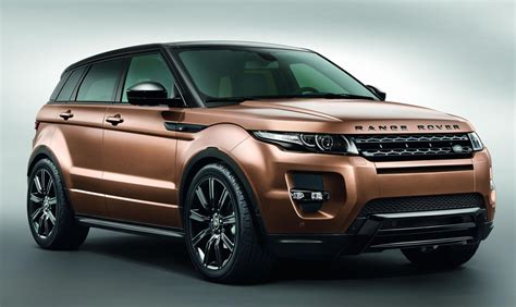 land rover green range rover evoque wins 2013 green award autoevolution