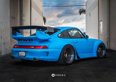 rwb porsche background rwb porsche 993 coupe cars body kit tuning wallpaper