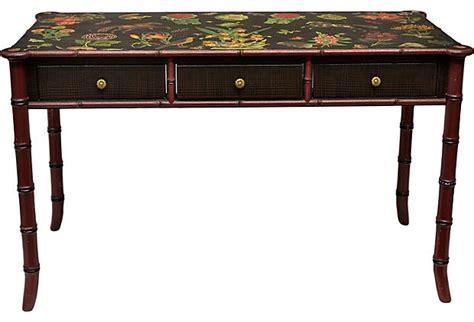 Decoupage A Desk - unique decoupage desk decoupage