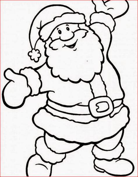 printable coloring pictures of santa claus coloring pages santa claus coloring pages free and printable