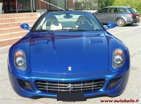 599 gtb fiorano prezzo vendo 599 gtb fiorano f1 185964 auto