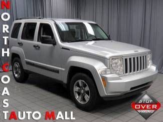 08 Jeep Liberty Sell Used 2008 08 Jeep Liberty Sport 4x4 6 Disc Cd