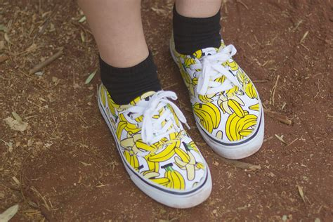 banana shoes fashion inspired by some of your favorite summer fruits
