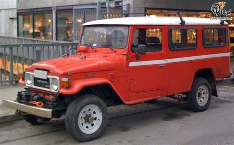 1951 Toyota Land Cruiser Toyota Land Cruiser 1951 01