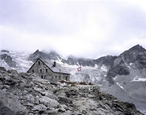 swiss mountain swiss mountain refuges shelby white the of artist visual designer and