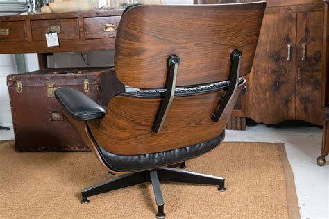 vintage eames chair and ottoman vintage eames lounge chair and ottoman at 1stdibs