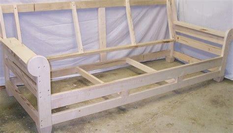how to build a sofa build a sofa frame for the home pinte
