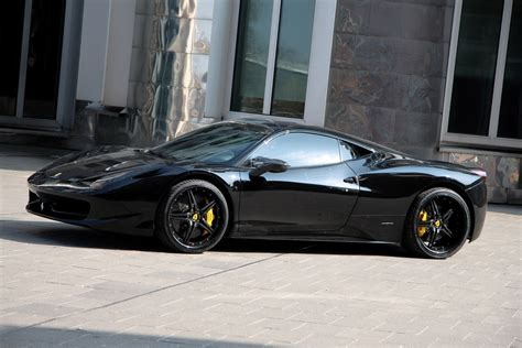 ferrari 458 black ferrari 458 black carbon edition is darth vader s supercar