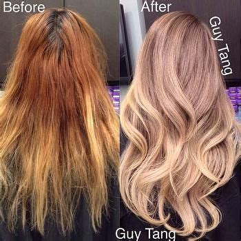 guy tang hair before and after 28 best images about olaplex glamarama before and after