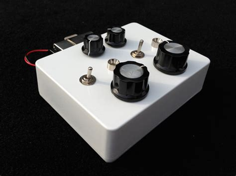 Handmade Electronic Instruments - handmade electronic instruments by michael rucci