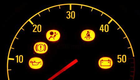 Dash Warning Lights by Chevy S New Smart Lights Opgi