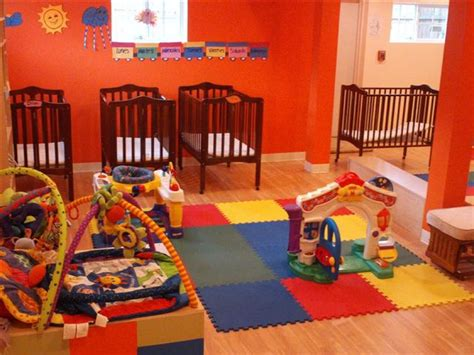 childcare room names baby day care center the company