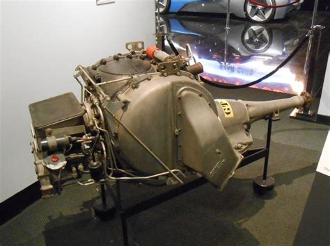 Chrysler Turbine Engine by Chrysler Turbine Engine Ipms Houston