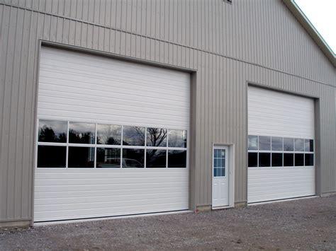commercial garage door hardware