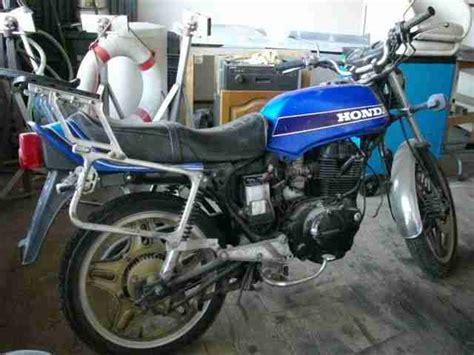Motorrad Marken Mit N by Motorrad Honda Cb400 N T Bj81historie Bestes Angebot