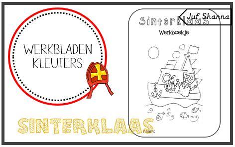 werkbladen sinterklaas groep 5 sinterklaas werkboekjes van juf shanna