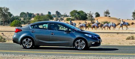 Car Insurance Calculator Dubai by Driven Kia Cerato 1 6 And 2 0 Sled In Dubai